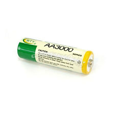 48 pcs AA LR06 3000mAh 1.2V NI-MH rechargeable battery CELL/RC 2A BTY Green
