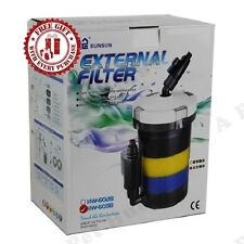 SUNSUN 603-B External Canister Filter | NANO | Aquarium Filter | New Improved