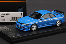 Last One -- NISMO **400R** Blue  -- HPI #8808  RESIN 1/43