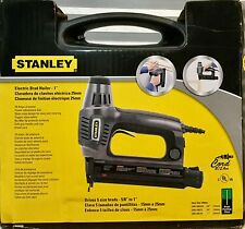 "STANLEY 5/8"" - 1"" Electric Brad Nailer"
