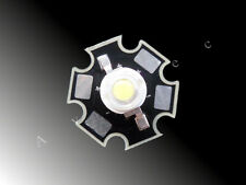 5W High Power Led auf Starplatine 10000k - 20000k weiß - Aquarium 5 Watt Hi