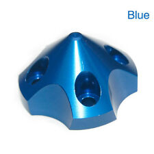 Aluminum  Spinner for 3D Blue Color Anodized For EME55/ 60/ DLA56/58/ MLD70 55CC