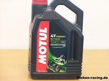 9,48€/l Motul 5100 4T 10W-50  4 L halbsyn Premium Motoröl