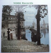 1110 3397 - DVORAK - Prague Waltzes BELOHLAVEK - Prague SO - Ex Con LP Record