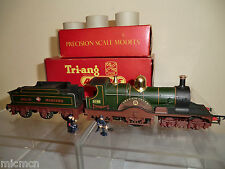 "TRI-ANG RAILWAYS MODEL GWR.R354S & R37 4-2-2 ""LORD OF THE ISLES""   MIB"