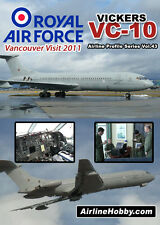 Royal Air Force Vickers VC-10 Vancouver Visit 2011 DVD