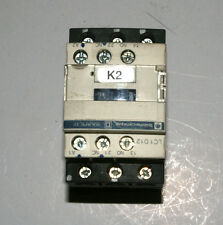 Schneider Electric Telemecanique Square D K2 LC1D12 G7 120V 50/60Hz Contactor