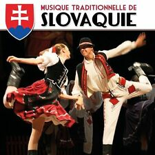 CD Musique traditionnelle de Slovaquie / Traditional music from Slovakia IMPORT