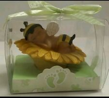 BUMBLE BEE BABY SHOWER BIRTHDAY CAKE TOPPER PARTY DECORATION FAVOR FIGURINE