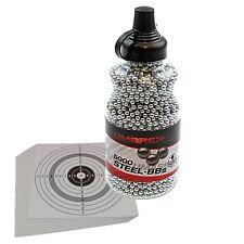 5000 Umarex BBs Stahlkugeln Kaliber 4,5 mm 0,32 Gramm, Luftgewehr CO2 Waffen