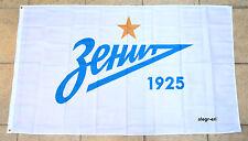 FC Zenit Saint Petersburg Flag Banner 3x5 ft Russia Football Soccer Зенит 1925