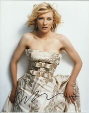 Cate Blanchett autograph - signed photo lord of the rings