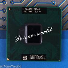 100% OK SL9JP Intel Core Duo T2700 2.33 GHz Dual-Core Laptop Processor CPU