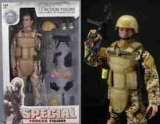 1/6 Model Desert ACU Soldier Special Forces Military Army Combat Clothing Figure