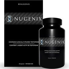Nugenix Free Test Booster for men increase stamina 90 capsules brand new
