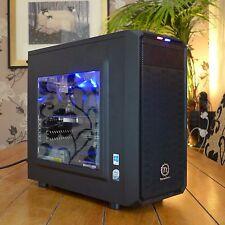 PC Para Juegos rápida | GTX1050 | Windows 10 | 6 GB de RAM | Intel Quad Core | nuevo caso
