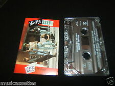 SAWYER BROWN CAFE ON THE CORNER USA CASSETTE TAPE