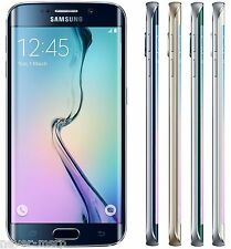 "Samsung Galaxy S6 edge SM-G925F (FACTORY UNLOCKED) 5.1"" QHD ,32GB - Pick a Color"