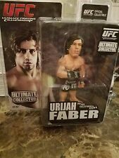 Urijah Faber Round UFC Ultimate Collector Series VII Action Figure BRAND NEW