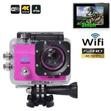 "1080P Camera MTWaterproof Sport Action Wifi 4K Ultra Camera 2.0 "" HD IR Remote"