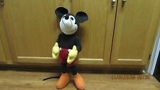 """Schylling Disney Retro Collection - Mickey Mouse - About 19"""" Tall"""