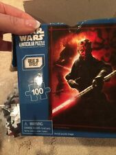 NEW Star Wars The Clone Wars Lenticular Puzzle [100 Pieces] 3D