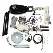80cc 2-Stroke Engine Motor Kit for Motorized Bicycle Bike Gas Powered Motorcycle