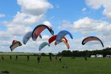 Paramotor, Paramotoring training/trial lesson