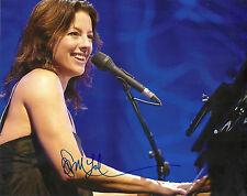 SARAH MCLACHLAN 'ANGEL' 'I WILL REMEMBER YOU' SIGNED 8X10 PICTURE *COA 3