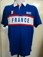 FRANCE RWC 2015 S/S RUGBY JERSEY BY CANTERBURY SIZE XXL BRAND NEW
