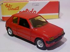 Peugeot 205 GTI 1998 Solido 1/43 Diecast Mint in Box