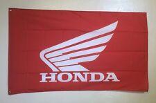 Honda Logo Car Show Garage Wall Decor 3x5 Flag Banner Motorcycle FREE SHIPPING