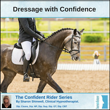 Confident Rider Series for Nervous Horse Riders Dressage with Confidence
