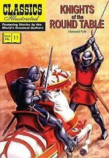 Classics Illustrated: Knights of the Round Table 11 by Howard Pyle (2016,...