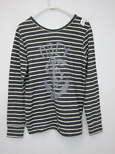 Zumiez Obey Serpant Snake Shirt - Womens Small - Black + White - NWT