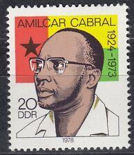 DDR / GDR Nr. 2293** Amilcar Cabral / Guinea-Bissau (Guiné-Bissau)