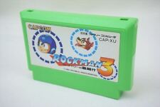 ROCKMAN III 3 Megaman Cartridge Only Famicom Nintendo Import JAPAN Game fc *