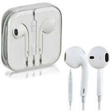 OEM 3.5mm Original Genuine Apple iPhone 5S 6 6S EarPods Earphones W/Remote & Mic