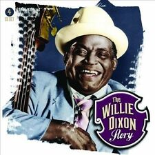 The Willie Dixon Story [Box] by Various Artists (CD, Mar-2012, 4 Discs,...