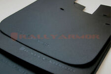 RallyArmor Basic Mud Flaps (Black Logo) for 93-01 Subaru Impreza