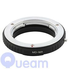 Macro Minolta MD Lens to SONY Alpha Adapter A77 A55 A33 A560 A580 A650 A450 A550