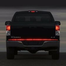 "60"" Brake/Running/TurnSignal Led Tailgate TailLight Bar Dodge Ram 1500"