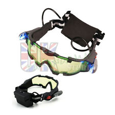 NIGHT VISION ASSIST GOGGLES - GHOST HUNTING PARANORMAL EQUIPMENT