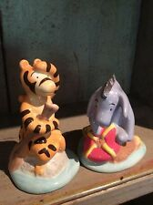 "Disney Eeyore And Tigger ""by The Sea"" Classics Salt And Pepper Shakers"