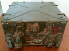 Vintage Korean War Field Radio Battery Charger