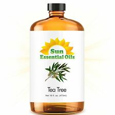 "Tea Tree (MEGA 16oz) Best Essential Oil, New, ""Free Shipping"""