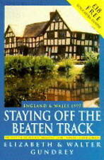 Staying Off the Beaten Track in England and Wales 1997,ACCEPTABLE Book