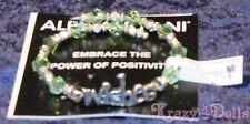 Disney Alex and Ani Wishes Silver Wrap Bracelet NEW!