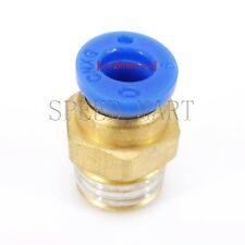 Male Connector Tube OD 1/4 BSPT Pneumatic Quick Release Air Fitting