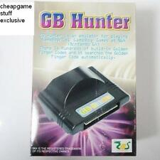 GB Hunter Game Boy Player for Nintendo 64 N64 Brand New emulator cheat device